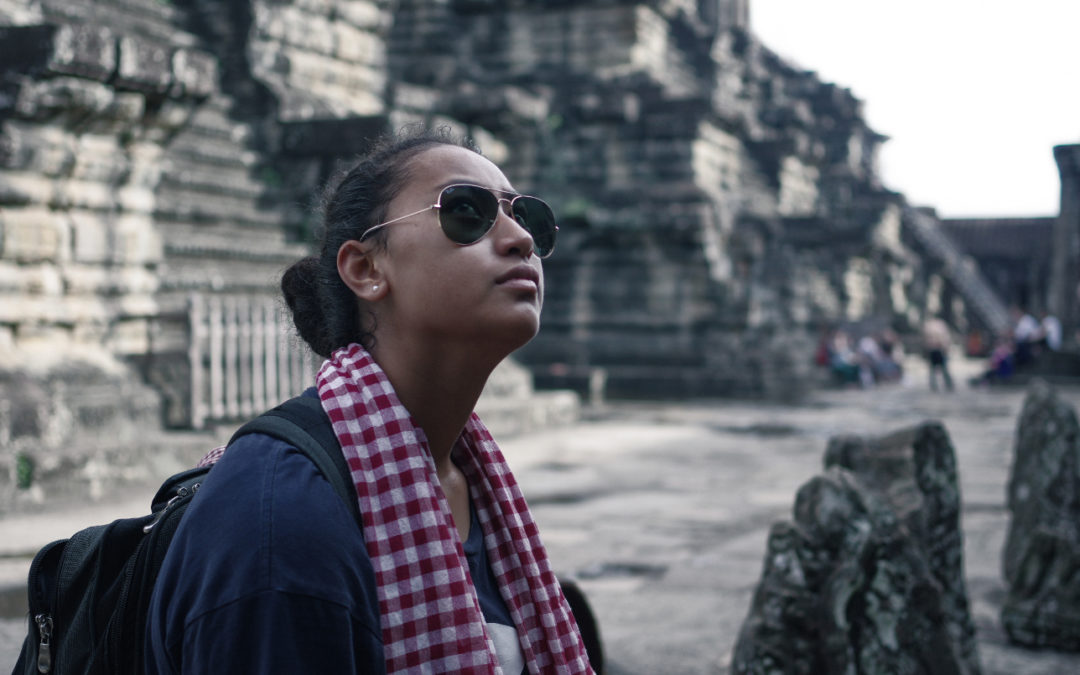 Protecting the temples of Angkor