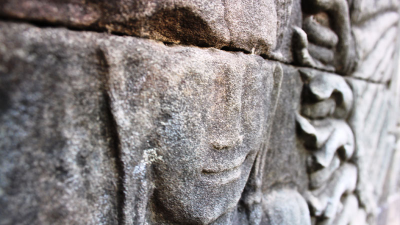 Banteay Chhmar - temples homestay