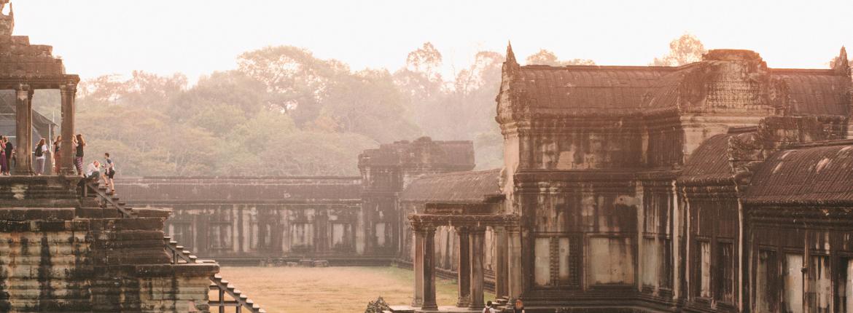 Angkor Wat temples tour