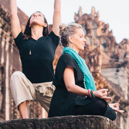 Cross-Cambodia Spiritual Journey