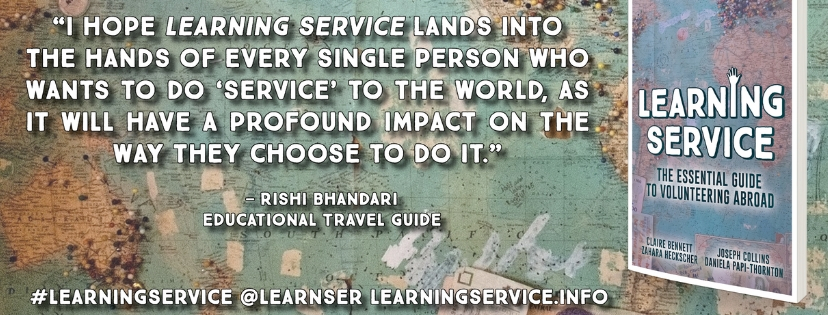 Learning Service – rethinking volunteer travel